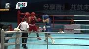 Благой Найденов - олимпийски шампион по бокс - Нанджин 2014