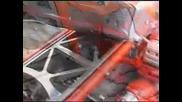 Как се пали мотор с 24 двигателя