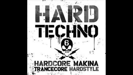 Hard Techno - O.b.i - Scary song