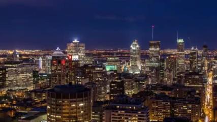 Монреал - Канада - уникална гледка