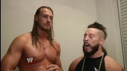 Enzo Amore has a lot to say