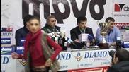 Бойко Борисов срещу човека на мафията в турнира на Труд