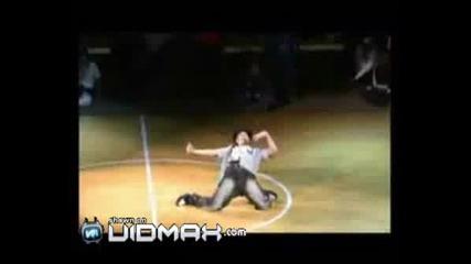 Най - Добрият Breakdancer В Света