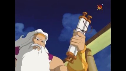 Воины мифов [7 серия - Дедал и Икар]