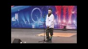 George Sampson On Britains Got Talent 2008