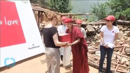 Actress Susan Sarandon Urges Tourists to Visit Nepal