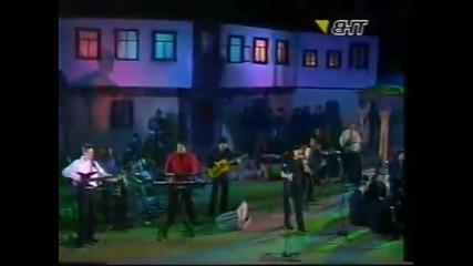 Halid Beslic i Haris Dzinovic - Emina - (Live) - (Skenderija 2001)
