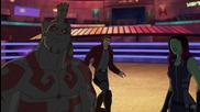 Guardians of the Galaxy - 1x04 - Take the Milano and Run