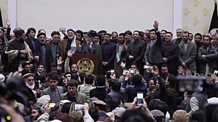 Afghanistan: Opposition candidate Abdullah Abdullah rejects 'illegal' election results