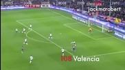 202 гола на Лионел Меси за Барселона в 12 минути