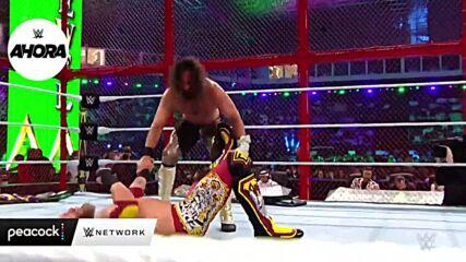Es Edge vs Seth Rollins la Lucha del 2021?: WWE Ahora Xpress, Oct 24, 2021
