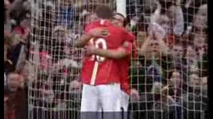 Manchester United - Best moment