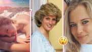 Гореща, секси и топлес: Племенницата на принцеса Даяна разгорещи страстите в мрежата със снимка