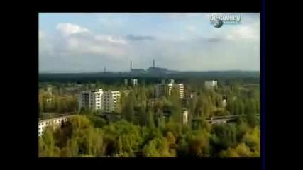 Причината за аварията в Чернобил!