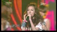2ne1 - 090731 Kbs Music Bank [i Dont Care]