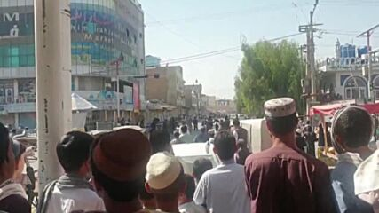Afghanistan: Deadly blast hits Shia mosque in Kandahar