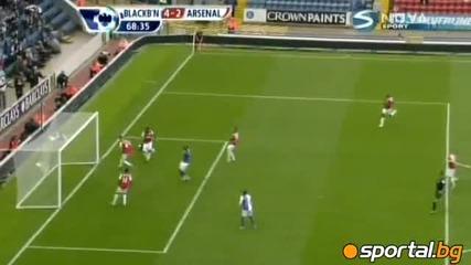 Блекбърн - Арсенал 4:3