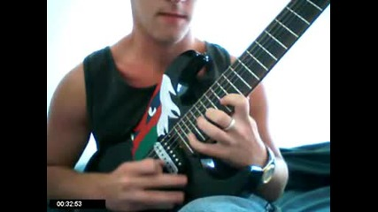 Re World Record Guitar Speed 4 - 6 - 07
