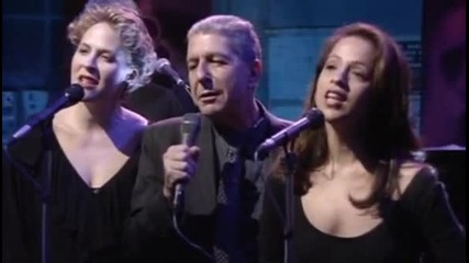 Leonard.cohen - Dance Me To The End Of Love Live High-Quality