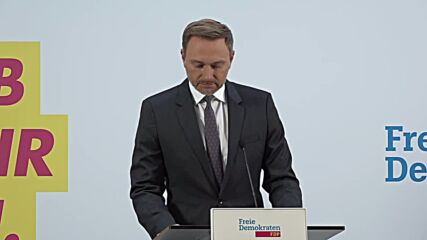 Germany: FDP agrees to formal 'traffic light' coalition negotiations - Lindner