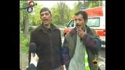 Смях! Най - шокиращата катастрофа с кулоло (колело) със свидетели роми - Господари на ефира *23.11*