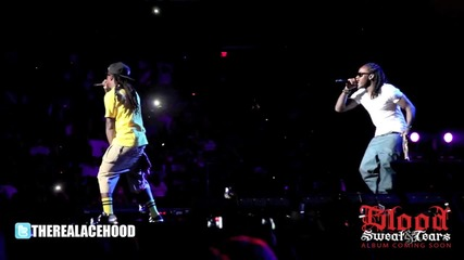 Lil Wayne Brings Out Ace Hood On The I Am Still Music Tour In Miami They Perform Hustle Hard R