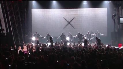 Will .i .am и Джъстин Бийбър - That power - Billboard music awards 2013
