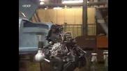 Trabant Car - Factory Zwickau East Germany