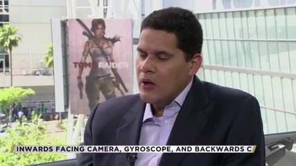 E3 2011: Nintendo - Raggie Interview Part 3
