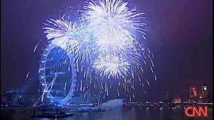 Честита 2009 година от Лондон - Англия