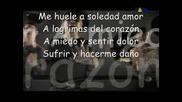 Mdo - Me Huele a Soledad Letra + prevod