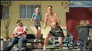 Die Antwoord - Zef Side (най-големите изроди)