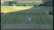 Wimbledon 2009 : Родик - Хюит