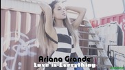 02. Ariana Grande - Love is Everything