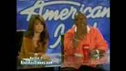 American Idol - Психопатка На Кастинг.