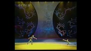 Chinese Dance - Sacrifice (Su Na and Xie Jingchuan)