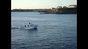 Моторна лодка модел Леванти 890 на ходови изпитания