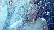 [бг превод] Mystic White ( Kara 4minute Secret Sistar After School) - Mermaid Princess Live
