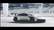 Aston Martin Vulcan стъпи на пистата