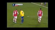 """""""Арсенал"""" с резонно 4:0 над """"Ковънтри"""" за Купата на Англия"""