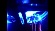 Autotek Mean Machine със светеща мембрана...