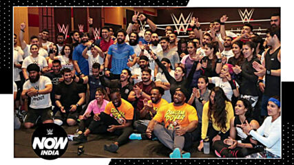 Indian Recruit Sanjana George on How She Got Selected for WWE: WWE Now India