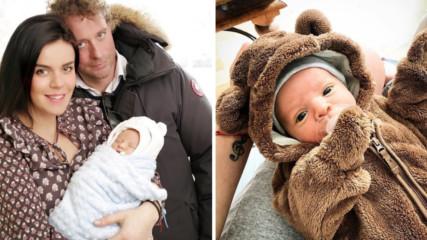Ето го и Никола! Мона показа бебето, мега сладко е!