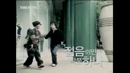 Nam Hyun Joon poppin - Hite commercial