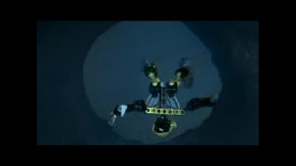 Bionicle Barraki Trailer