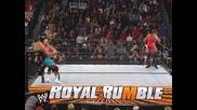 Royal Rumble 2002 Royal Rumble match *трета част*