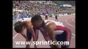 200m Tyson Gay (usa) 19.76 final Osaka