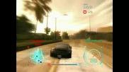 (NEW NFS) Need For Speed Undercover My Gameplay Бягане от Ченгетата Porsche GT2 (Tунинговано) (Високо Качествo) (HQ)
