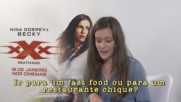 Superstars interview with Nina Dobrev