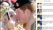 Prince Harry Gets Kisses and Proposal in Australia
